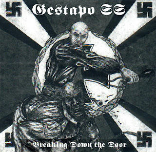 Gestapo SS - Breaking Down The Door [Demo] (2000)