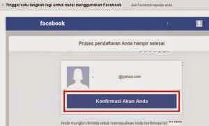 Cara Registrasi Facebook baru Gratis
