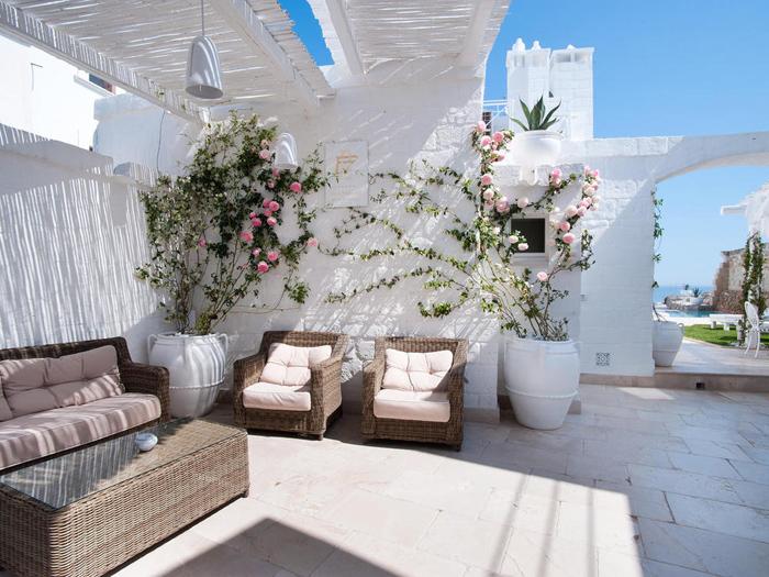 Terrazas preciosas y habitaciones perfectas decoraci n for Habitaciones prefabricadas para terrazas
