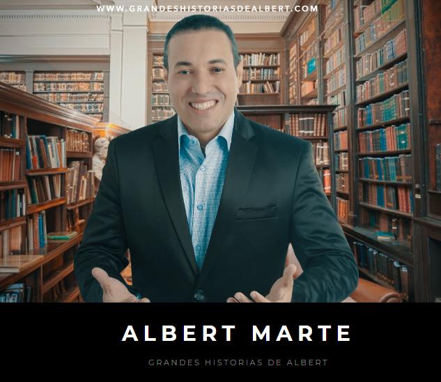 Albert Marte  ( Ver Canal )