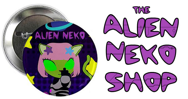 The Alien Neko Shop
