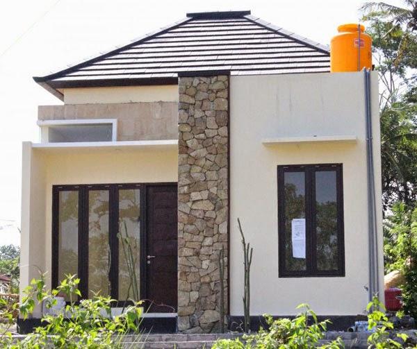 Desain Rumah Sederhana Modern Lantai 1