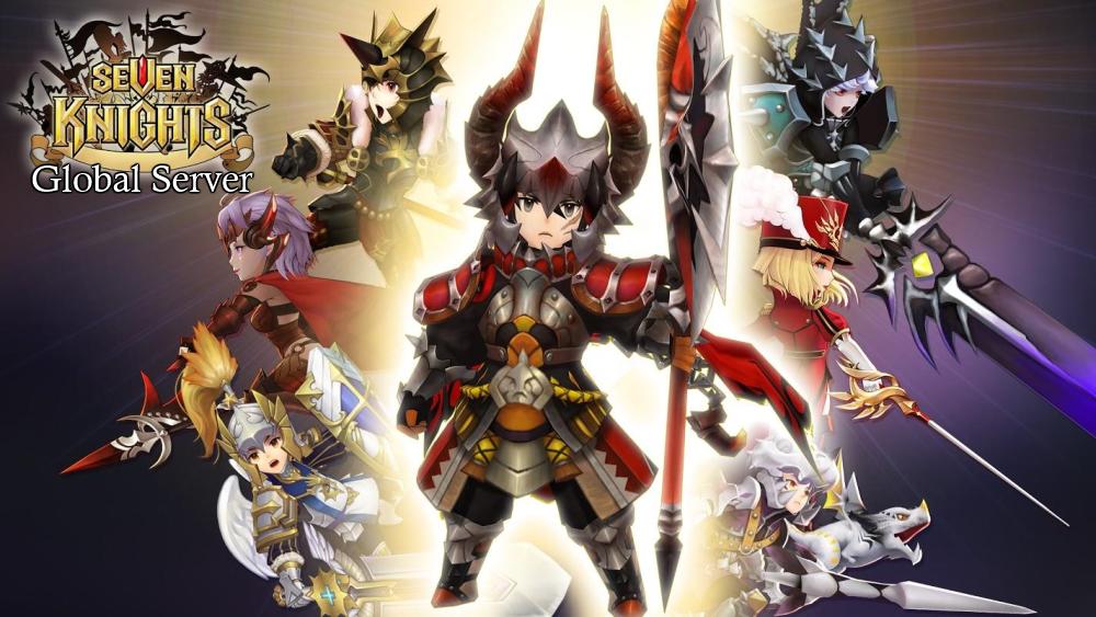Seven Knights Global Server