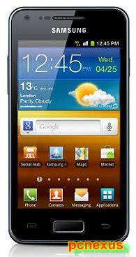 downgrade samsung galaxy s advance i9070 to android 2 3 gingerbread rh pcnexus net Samsung Galaxy S Advance Specs Samsung Galaxy S Active