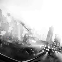 Batman Arkham City iPad and iPad 2 Wallpapers