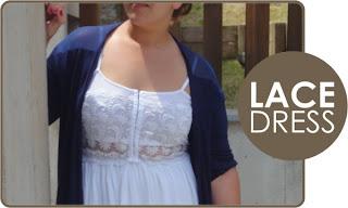 Lace Dress... o como tener otro vestido de encaje