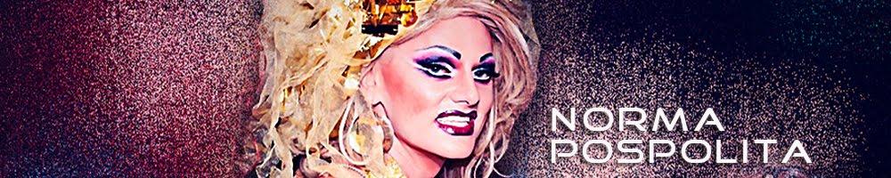 Norma Pospolita Drag Queen Polska