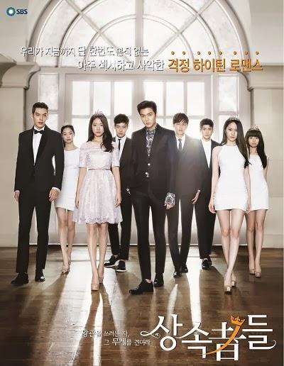 Synopsis  The Heirs 상속자들  Drama Korea 2013 [Drama Korea Terpopuler]