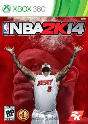 NBA 2k14 Xbox360 Single ISO Link