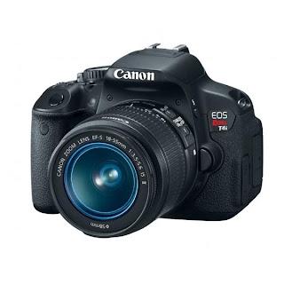 Harga Kamera DSLR Canon Terbaru 2013