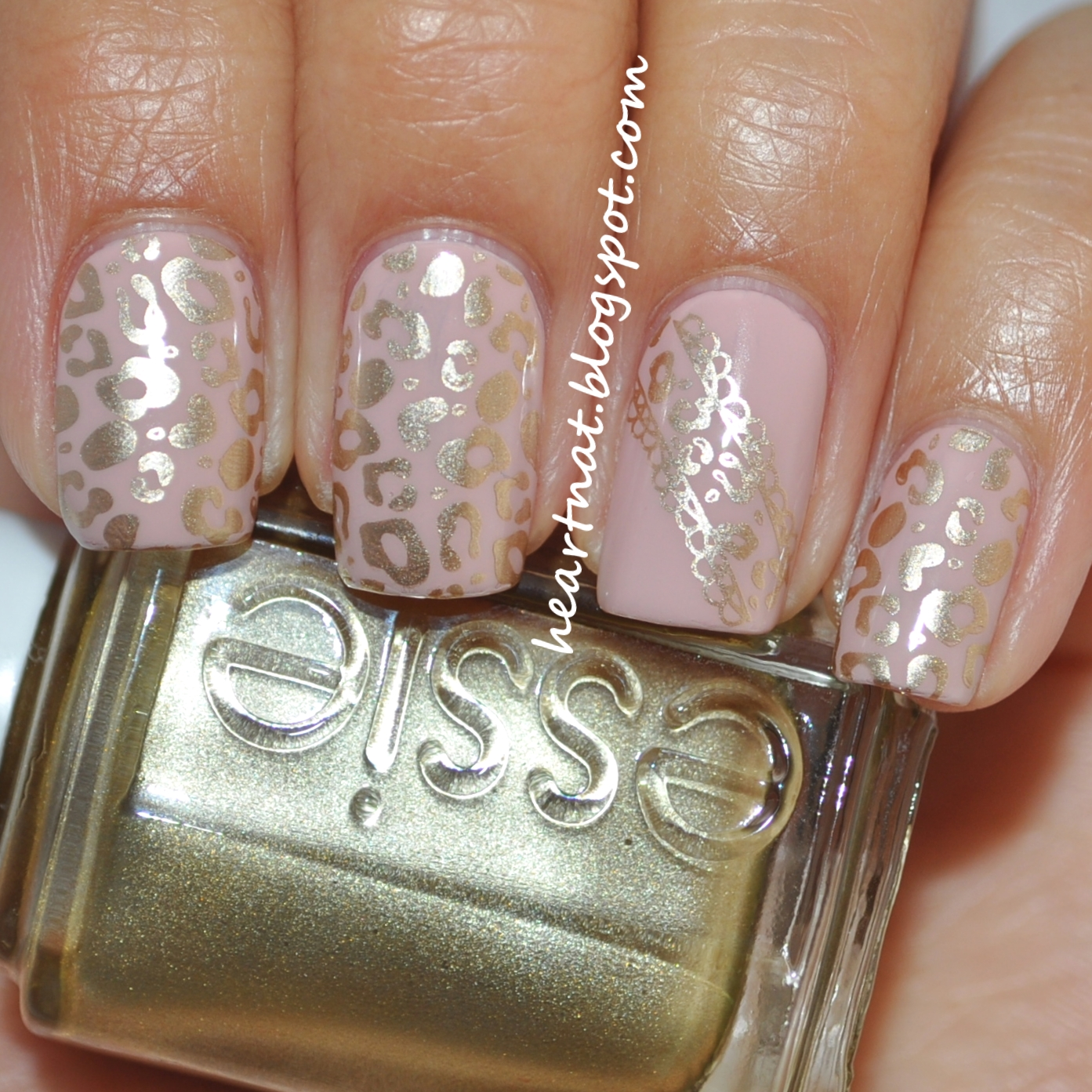 Good Essie as gold stamping