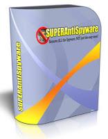 برنامج SuperAntiSpyware لازالة ملفات التجسس
