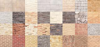 Tendencias 35 m2 revestimientos interiores con plaqueta - Ladrillos decorativos para interiores ...