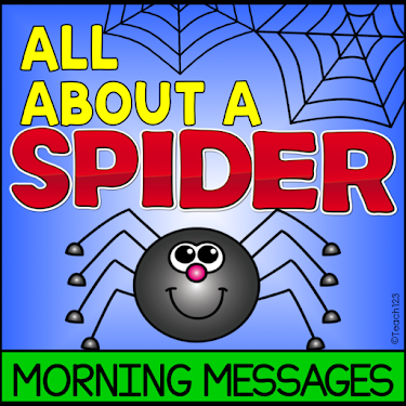 Spider Morning Messages
