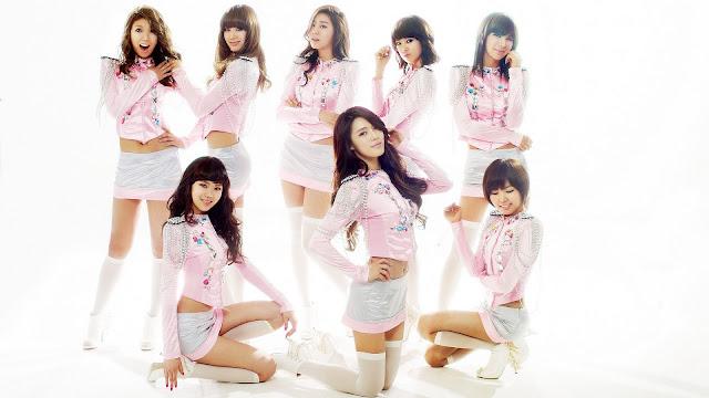 After School Korean Music Band