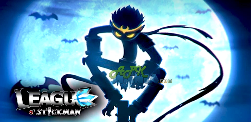 League of Stickman v1.3.1 APK Free