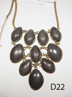 kalung aksesoris wanita d22