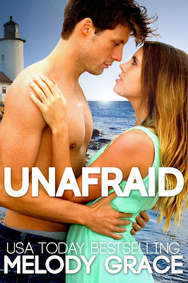 Cover Reveal: Unafraid by Melody Grace