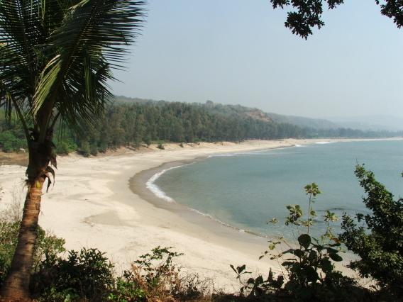 काशीद बीच kashid beach konkan