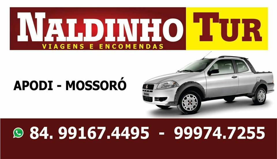 NALDINHO TUR - VIAGENS E ENCOMENDAS!!
