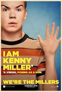 We're the Millers Will Poulter Poster