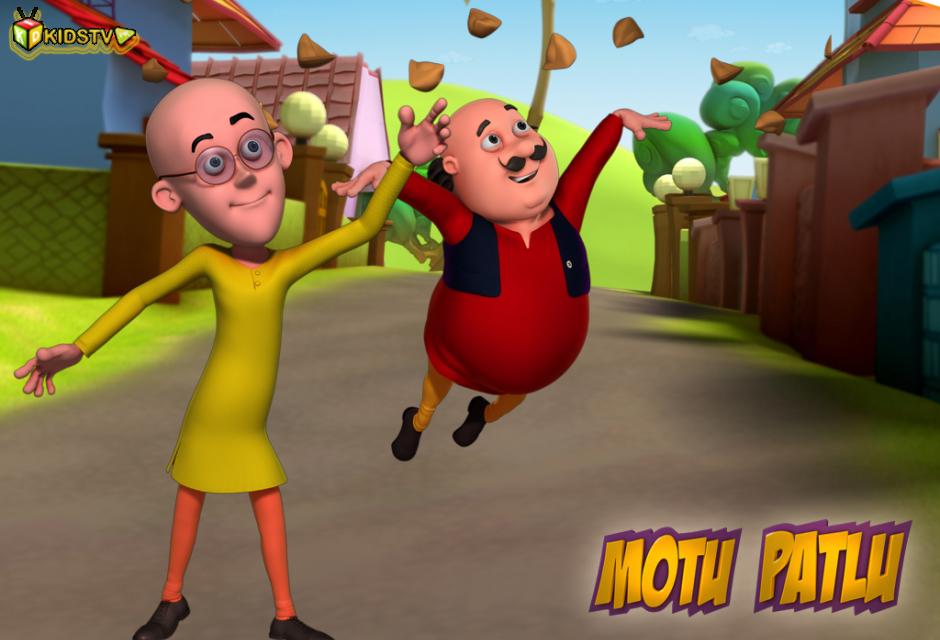 Cartoons Lovers Why Kids Love With Motu Patlu Cartoons