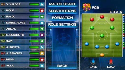 Download Game PES 2012 di Android