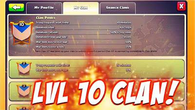 Clan War Clash of Clans