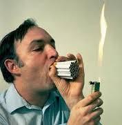 Benarkah Perokok Berat Berperut Buncit