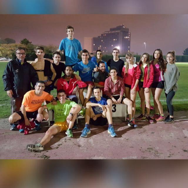 Grup d'entreno 2015-2016
