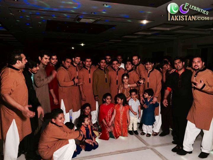 Umar Akmal Wedding With Noor Amna