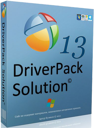 DVD DriverPack Solution