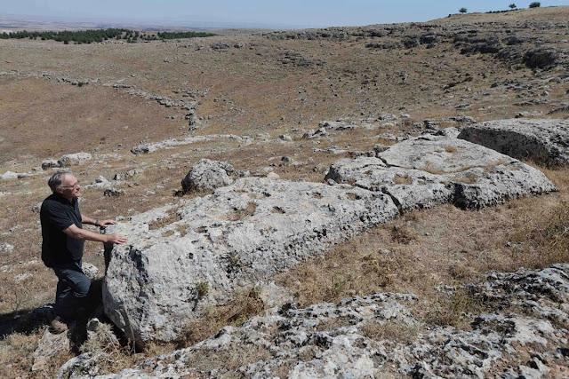 Civiltà preistoriche dell'era glaciale Gobekli-Tepe-5