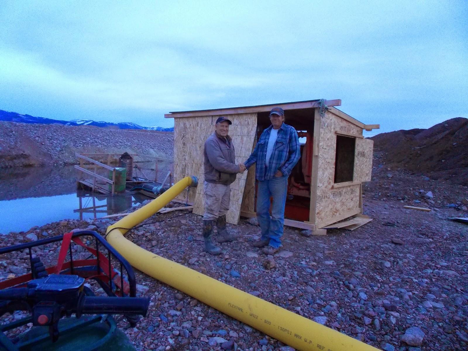Montana Gold Mining