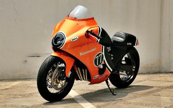 Custom Kawasaki GPZ600 | Kawasaki GPZ600 Custom | Custom Kawasaki GPZ600 Racer | Kawasaki Cafe Racer | Kawasaki Cafe Racer parts | Kawasaki Cafe Racer for sale | Kawasaki GPZ600