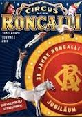 CIRCUS RONCALLI DUITSLAND 2011: