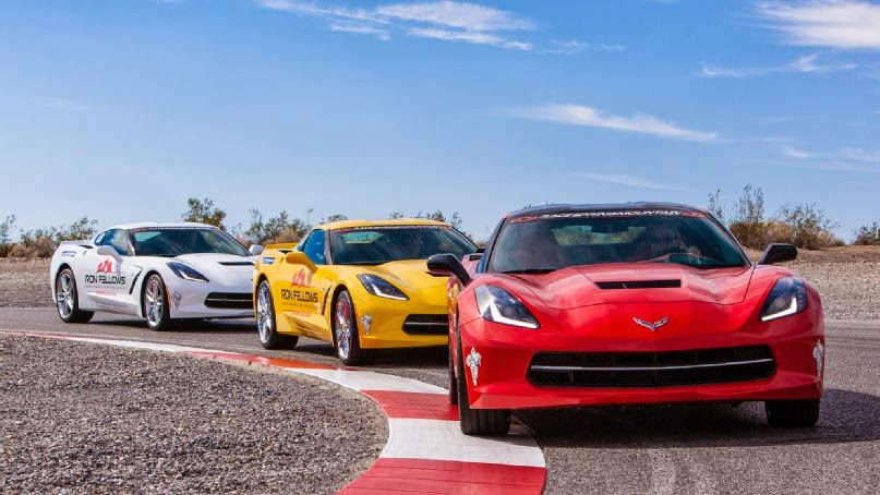 Corvette Drivers Maximize Experience at Stingray School