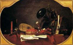 Chardin - Music