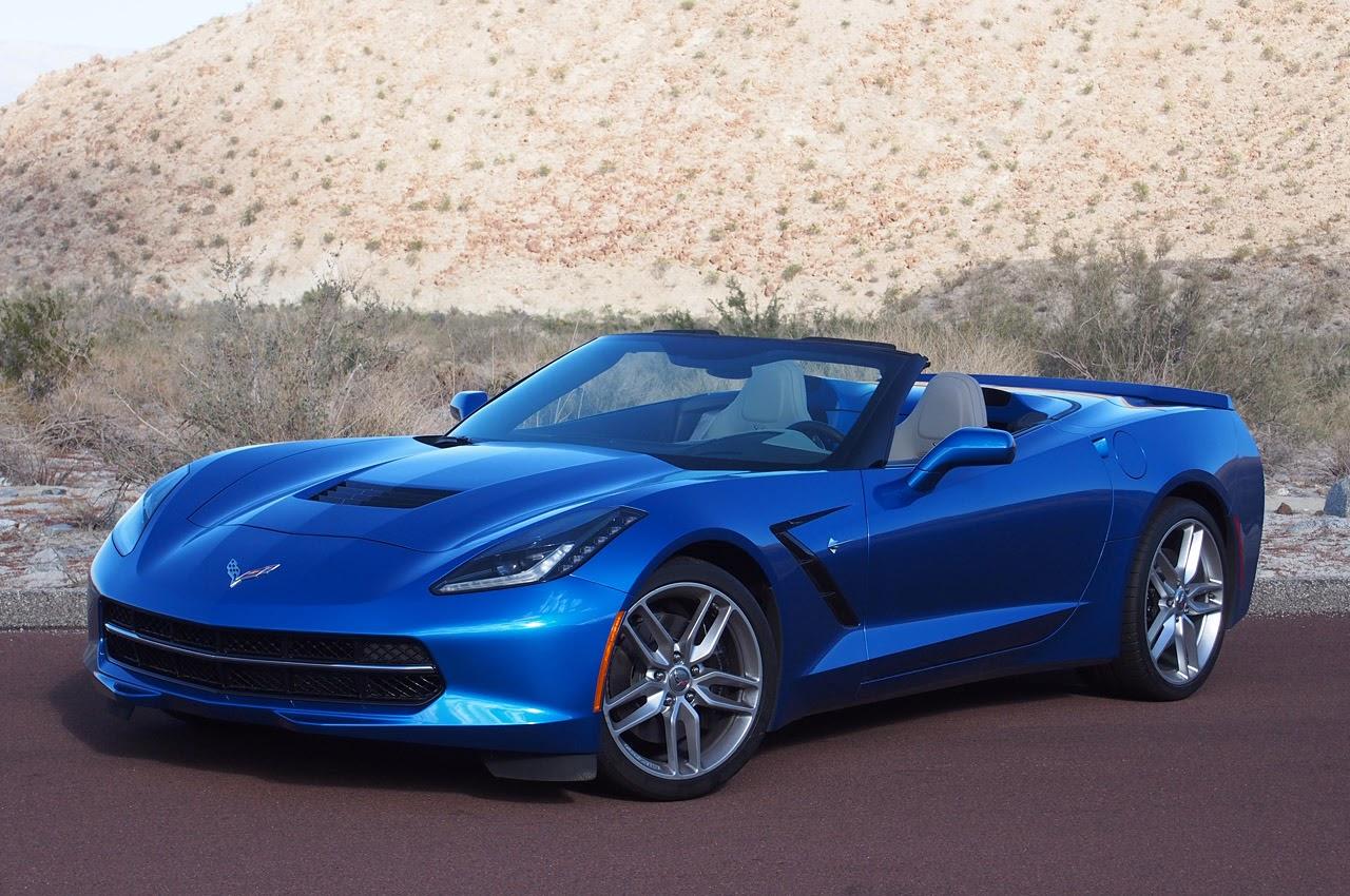 automotiveblogz 2014 chevrolet corvette stingray convertible. Cars Review. Best American Auto & Cars Review
