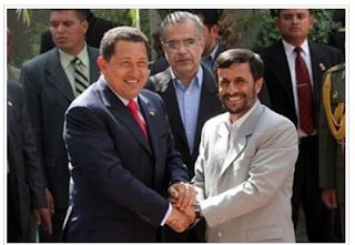 el presidente de Iran Ahmadineyad inicia su gira por paises amigos latino americanos