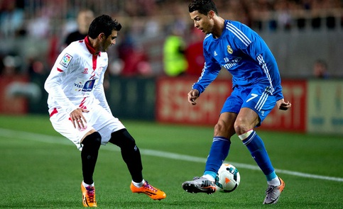 La Liga: Prediksi Sevilla vs Real Madrid 9 Nov 2015