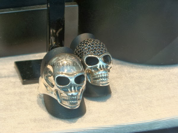 Thomas Sabo Skull Ring