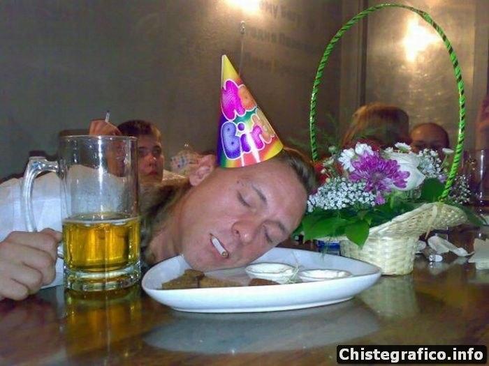 Cumpleaños borrachos