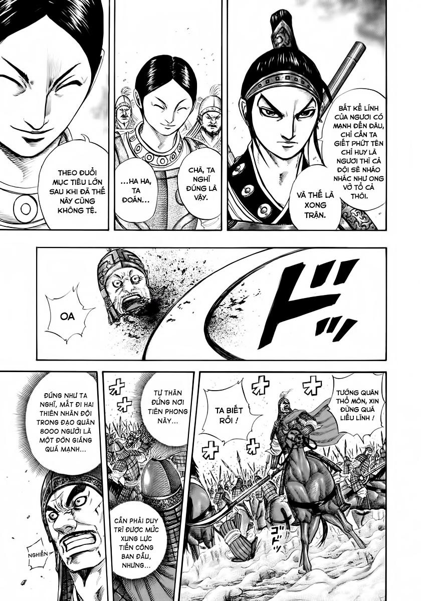 Kingdom – Vương Giả Thiên Hạ (Tổng Hợp) chap 205 page 8 - IZTruyenTranh.com