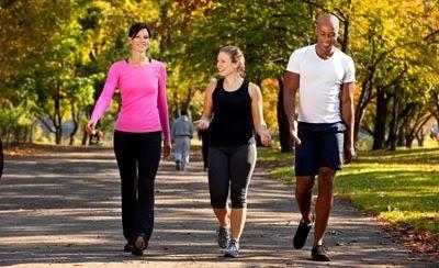caminar mejora físico