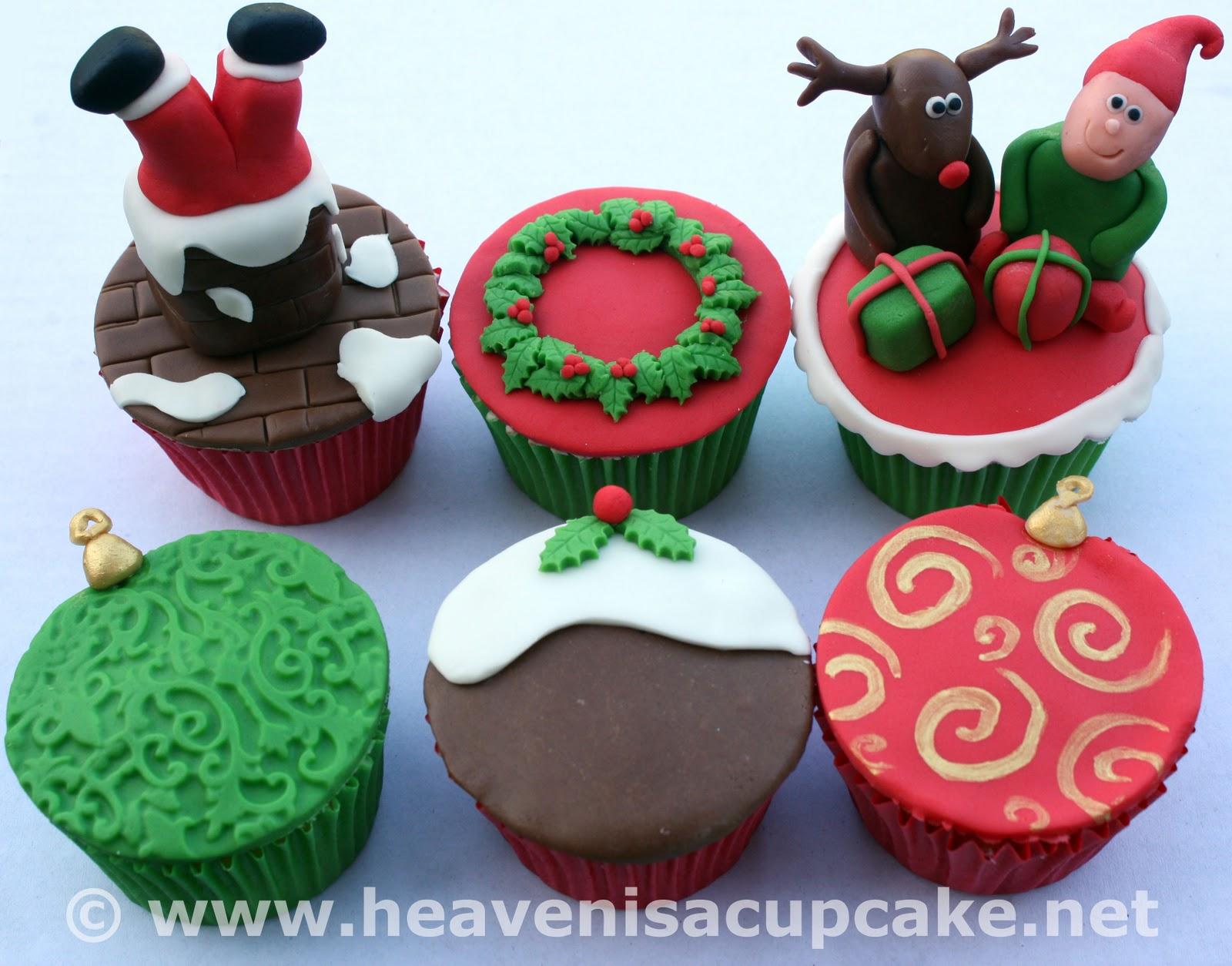 Heaven is a cupcake christmas blog no 1