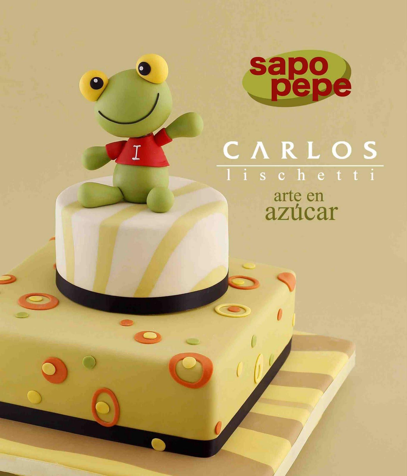 Cake Design Carlos : Carlos Lischetti - Sugar Art on Pinterest Sugar Art ...