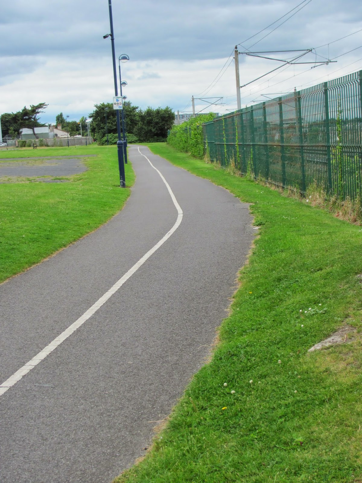 Blackrock Park Walking and Cycling Path