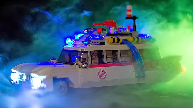 ghostbusters 30th anniversary ecto 1