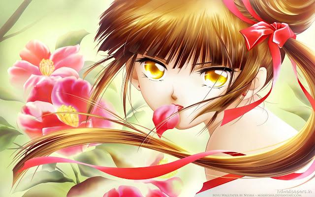 Hình nền anime đẹp nhất - Hình ảnh 27